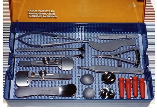 Gray Blepharoplasty Kit